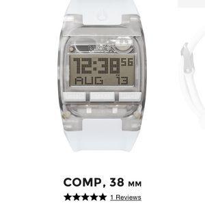NIB Nixon Comp S Jellyfish Watch